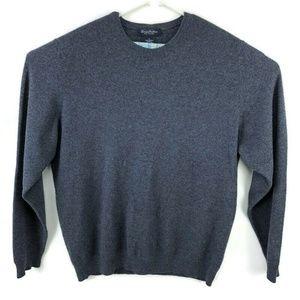 Brooks Brothers Sweater Pure 100% Cashmere